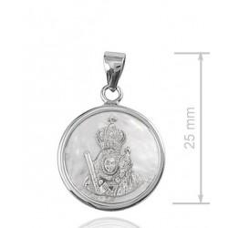 medalla virgen de la cabeza barata
