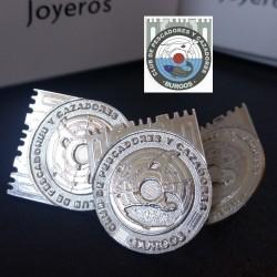 Pins de plata para Asociaciones y grupos